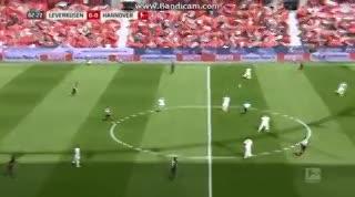 Doblete de Alario para el Leverkusen