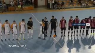 Los goles en el Grupo E de la Copa ADT