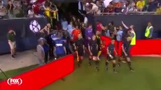 Lo mejor del amistoso entre Manchester City y Borussia Dortmund