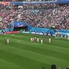 La victoria de Irán, desde la tribuna