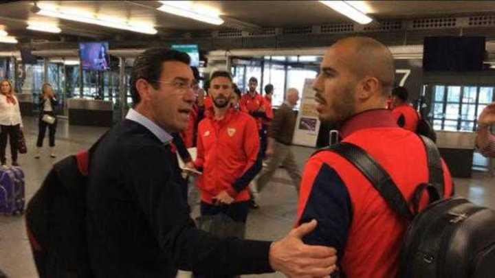 Un hincha vs. Pizarro