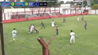 El 2-0 de Real Pilar a Ballester