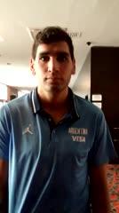 Luciano González, de Argentina