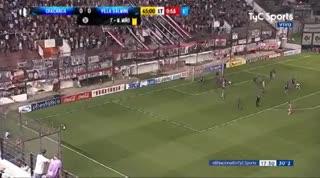 El 2-1 de Chacarita a Villa Dámine