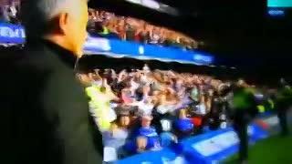Mourinho vs. la gente de Chelsea
