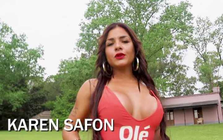 El making of de Karen Safon