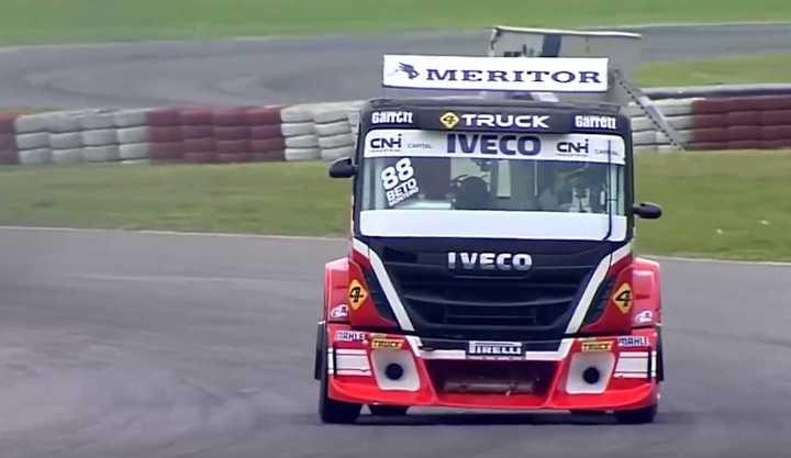¿Cómo es un camión de la Copa Truck?