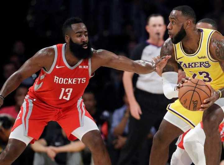 Lo mejor del triunfo de los Rockets sobre Lakers