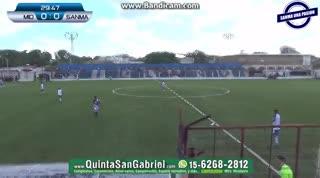 El 2-0 de Midland a San Martín (B)