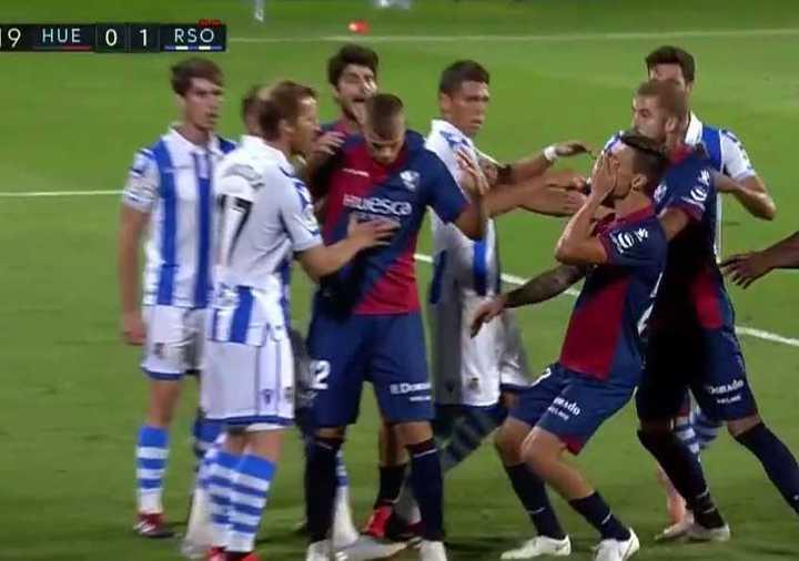 La agresión a Musto