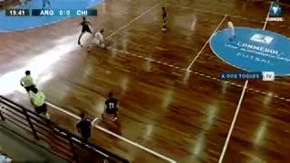 La Sub 20 de Argentina le ganó 4-1 a Paraguay