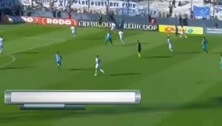 El 1-0 de Almagro a Quilmes