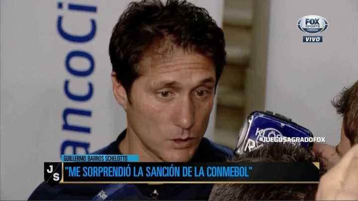 La respuesta de Santos ante el fallo de la Conmebol