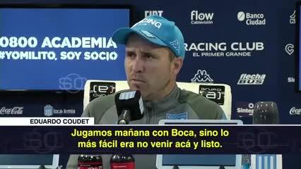 El Chacho se enojó con los periodistas