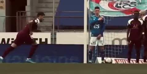 El golazo de Paredes en PSG 4 - Strasbourg  1