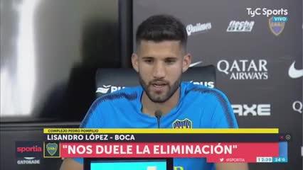 Lisandro López: