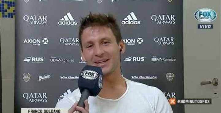 La observación de Soldano sobre Messi
