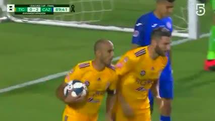 Gol de Guido Pizarro en la final
