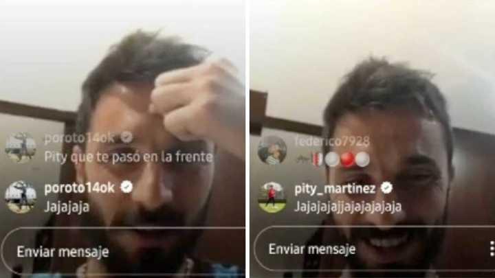 Las gastadas de Nacho al Pity Martínez