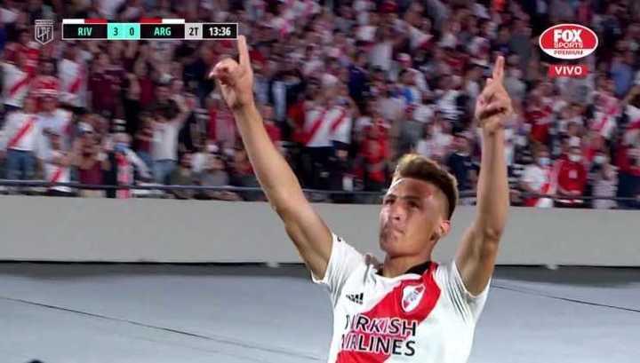 Romero hizo el 3-0