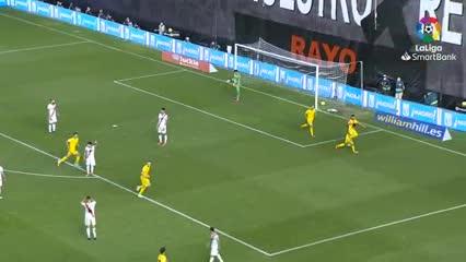 El resumen de la final  Rayo - Girona (1-2)
