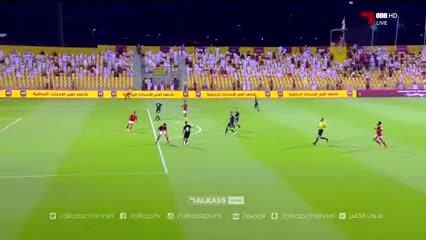 Gol de Tagliabúe para Emiratos Arabes