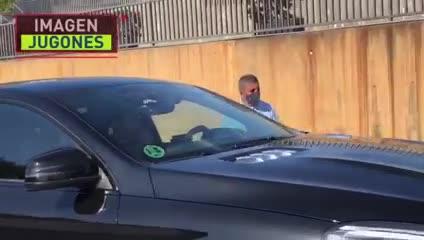 Messi y Antonela participaron de la despedida de Suárez