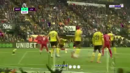 Salah y un gol para poner en un cuadrito
