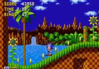 Sonic, el juego con el que comparan a Son