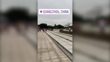 Cannavaro en China