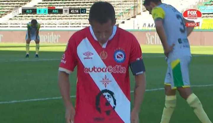 Silva anotó el segundo del Bicho