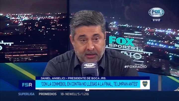 """""""El Var no ayuda a Boca, sí a otros equipos"""""""