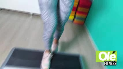 Julieta Sagaseta te muestra una rutina para que puedas ganar la potencia que proyectan en muslos y piernas