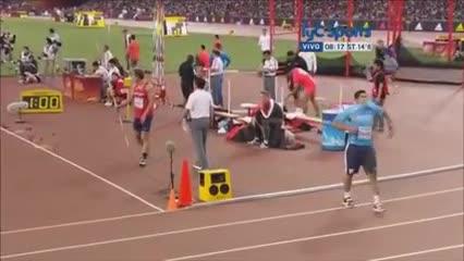 Los lanzamientos de Toledo en la final del Mundial de Beijing