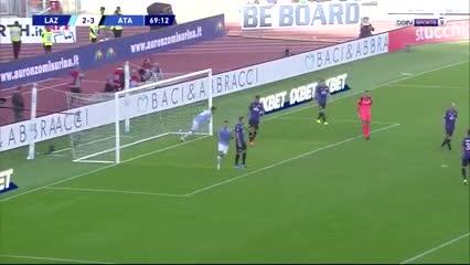 El gol de Joaquín Correa