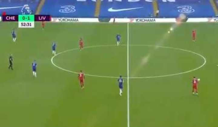 El partido de Thiago Alcántara en el Liverpool
