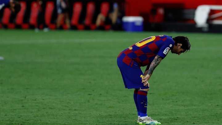 La información bomba sobre Messi que encendió alarmas
