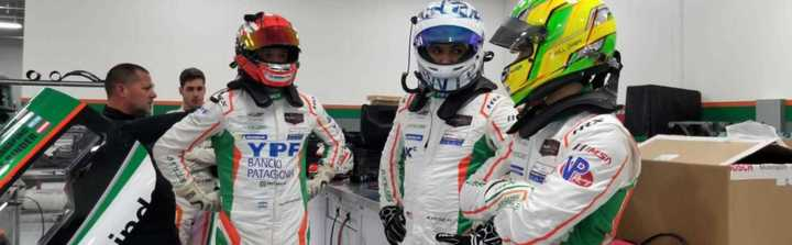 El Juncos Racing se pone a punto