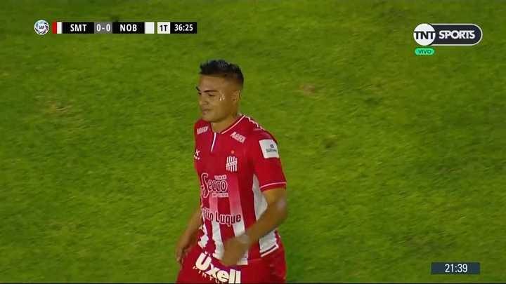 Moreira dejó a San Martín con diez