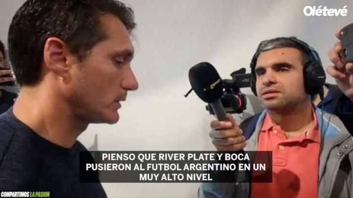 Entrevista de la BBC a Guillermo