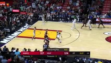 Partidazo de Miami Heat
