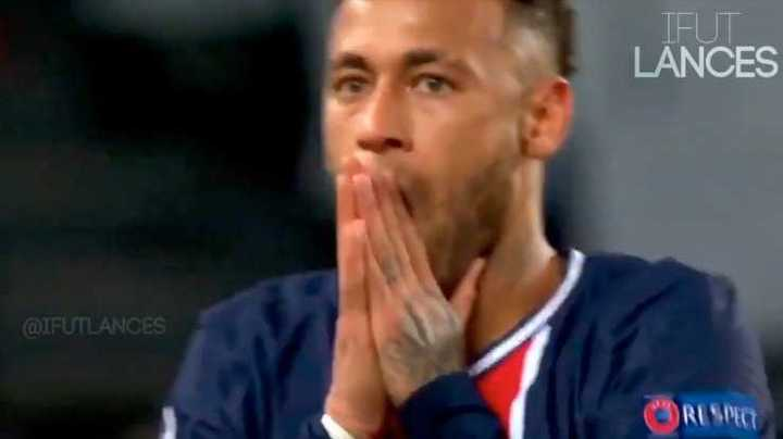 Lo mejor de Neymar ante el Bayern
