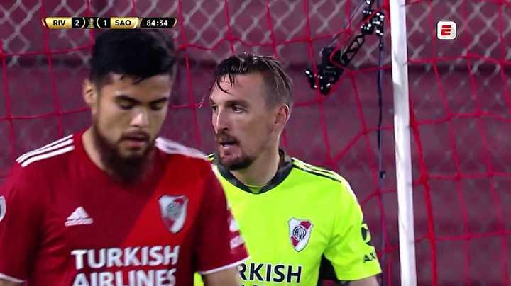 Armaniy M. Quarta impidieron el empate de San Pablo