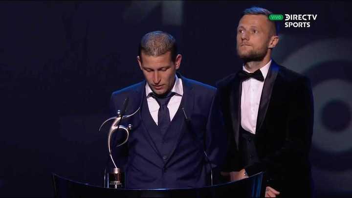 El mensaje de Marcelo Bielsa en los premios The Best