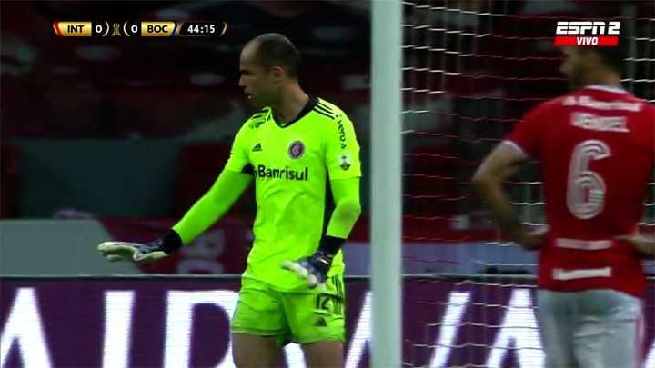 Lomba le sacó a Villa el primero de Boca