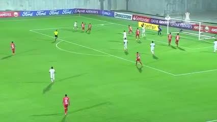 Los goles de América de Cali 1 - Atlético Mineiro 3