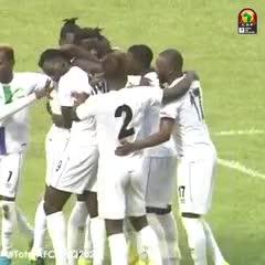 Kei Kamara le dio la clasificación a Sierra Leona