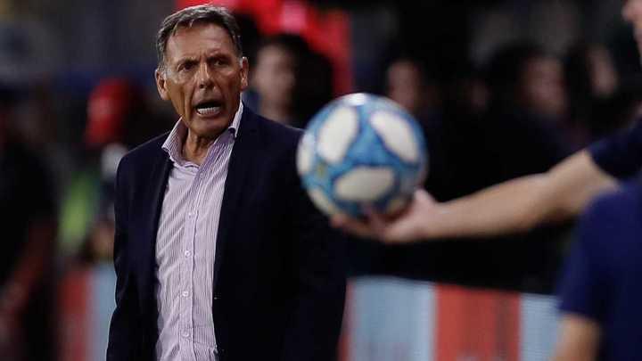 Russo habló sobre sus chances de dirigir a la Selección