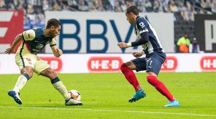 Rogelio Funes Mori y su gol al América