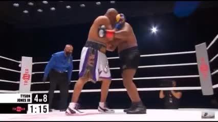 Lo mejor de la vuelta de Tyson.